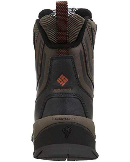1569d24f460 Men's Black Bugaboot Plus Iv Omni-heat High Rise Hiking Boots