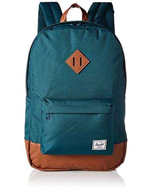 030f231eb4 Herschel Supply Co. - Multicolor Heritage Backpack for Men - Lyst ...