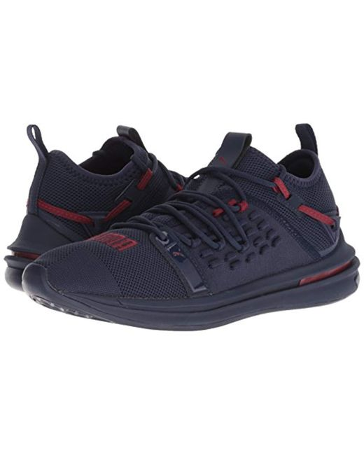 low priced 70816 09a10 Men's Blue Ignite Limitless Sr Fusefit Sneaker