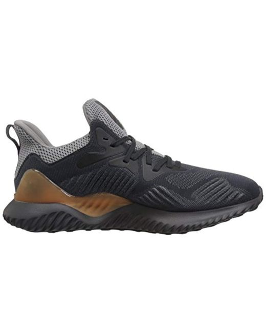 official photos 98583 b8c3d ... Adidas - Gray Alphabounce Beyond M Running Shoe for Men - Lyst ...