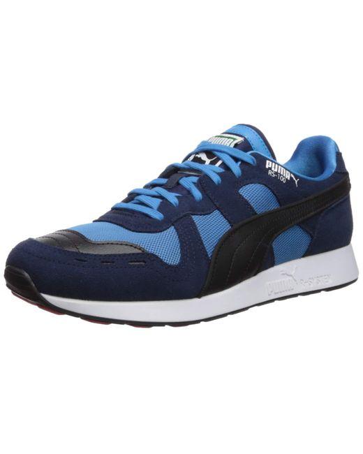 PUMA Rs-100 Sneaker in Blue für Herren
