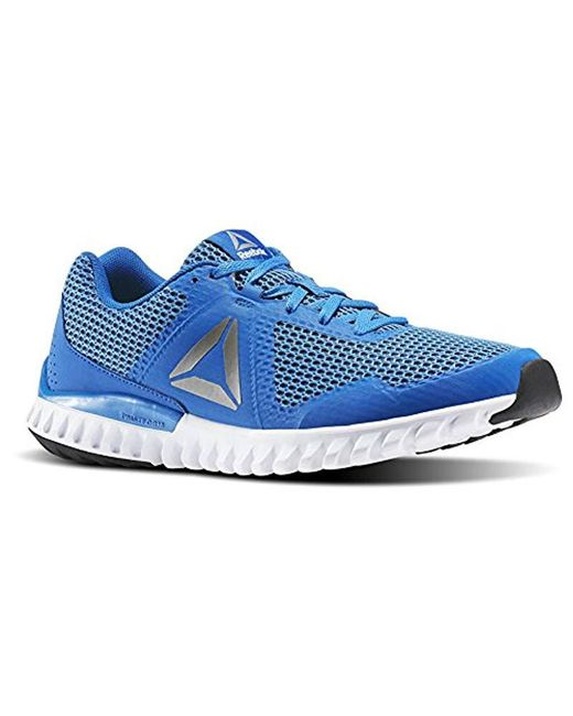 c6138f45ffc4 Lyst - Reebok Twistform Blaze 3.0 Mtm Running Shoe in Blue for Men ...