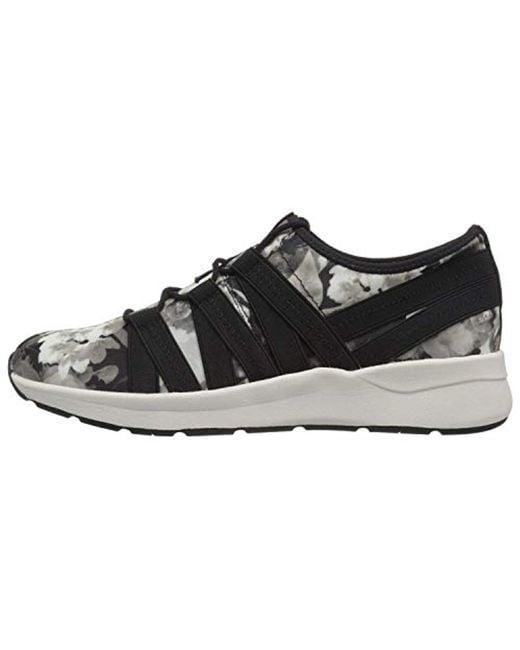 Easy Spirit - Gray Womens Illuma Low Top Lace Up Running Sneaker - Lyst