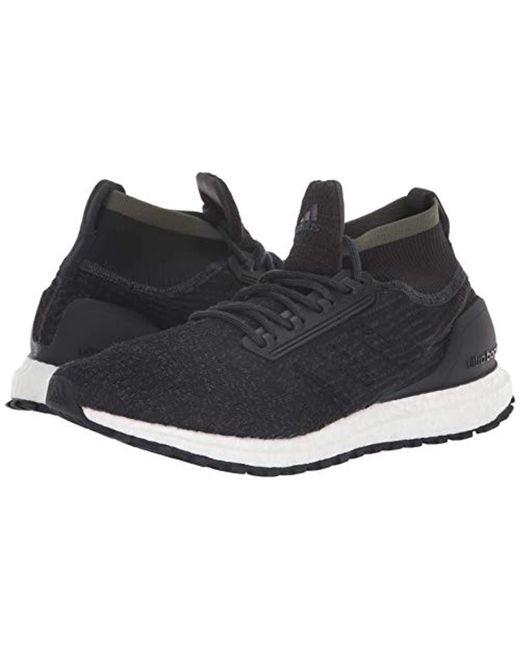 new styles 5b653 cd184 Men's Ultraboost All Terrain Running Shoe, Carbon/black/white, 12.5 M Us
