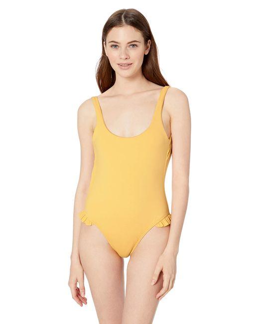 Billabong Womens High on Sun One Piece Swimsuit