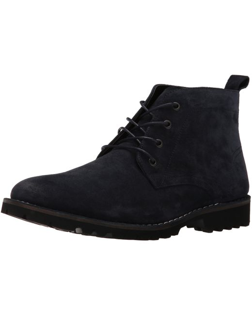 Kenneth Cole Blue Lug-xury Boot for men