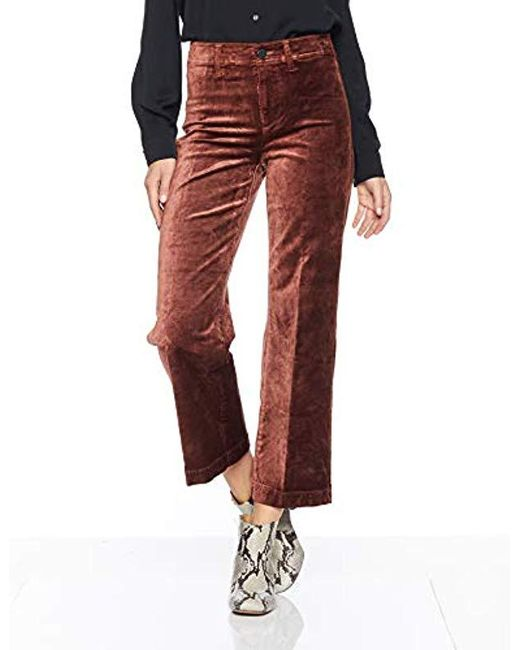 PAIGE - Red Nellie Culotte Jean - Lyst