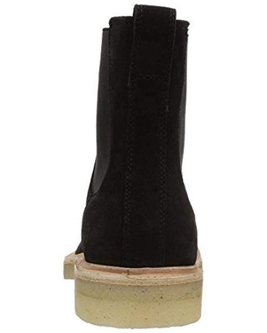 c90873751c1 Lyst - Frye Chris Crepe Chelsea Boot