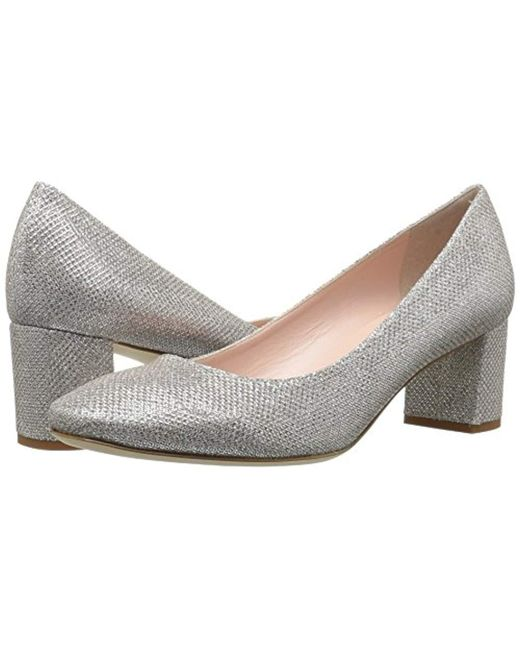 58462c14515 Lyst - Kate Spade Dolores Dress Pump in Metallic - Save 11%