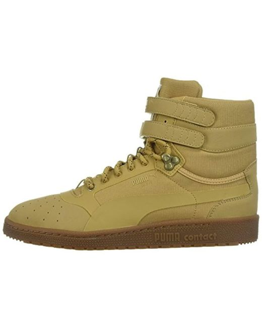 ... PUMA - Green Sky Ii Hi Weatherproof Sneaker for Men - Lyst ... ed224301a