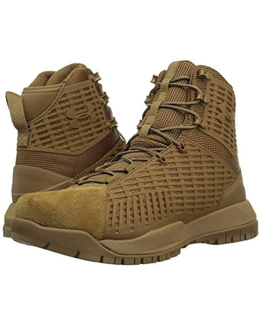 41cb76e036 Women's Brown Stryker Military And Tactical Boot