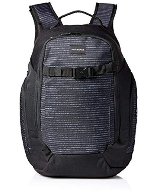 Lyst - Quiksilver Backwash Backpack in Black for Men - Save ... 6a212fba97
