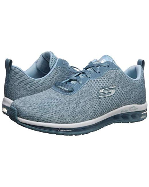 31bf29372a Skechers Skech-air Element-cinema Sneaker in Blue - Save 23% - Lyst