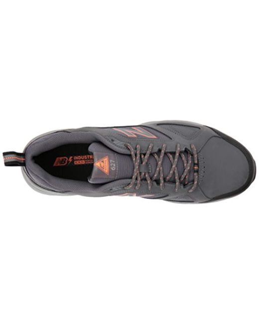 7f0ca5c031a30 Men's Gray 627v2 Work Training Shoe