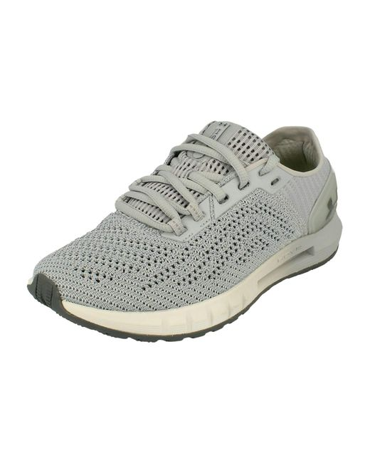Under Armour Gray Hovr Sonic 2 Running Shoe
