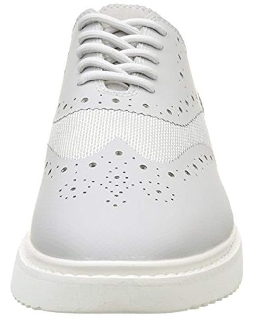 Geox 's D Thymar B Low top Sneakers in Gray Save 4% Lyst