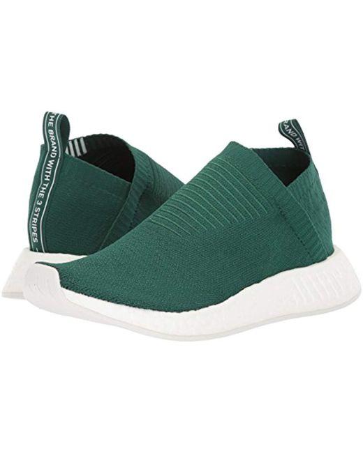 adidas Originals Nmd_cs2 Pk Running Shoe in Green for Men