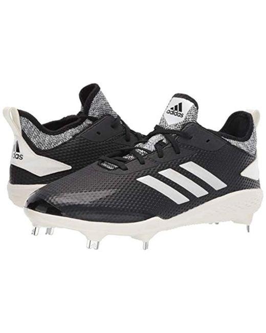 ef38529e4be ... Adidas - Black Adizero Afterburner V Baseball Shoe for Men - Lyst ...