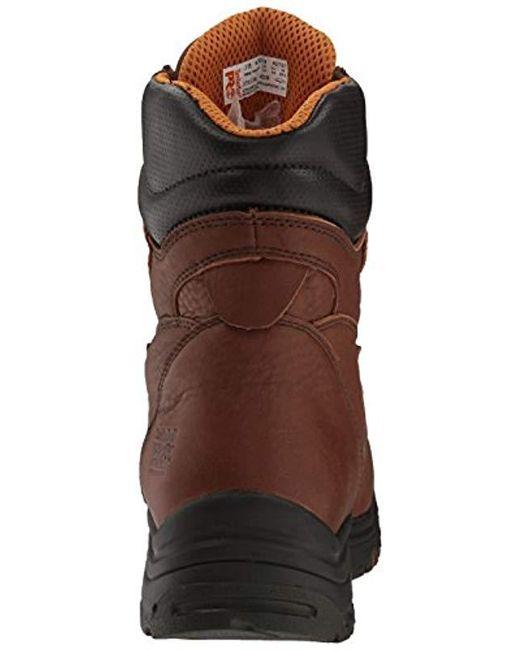 Men's Brown 47019 Titan 8
