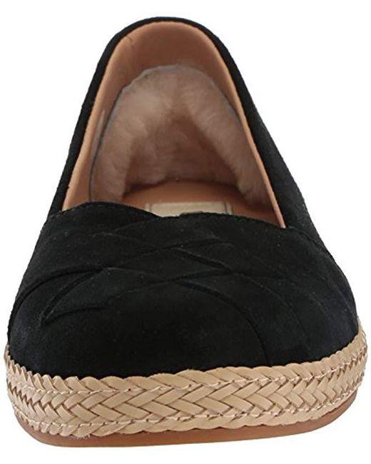 85807f8b826 Women's Black Clarissa Loafer Flat