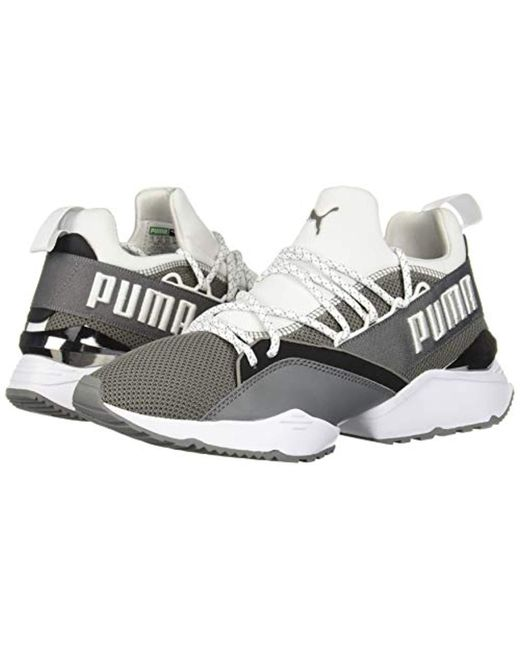 PUMA Muse Maia Wn's Sneaker in Gray Save 47% Lyst