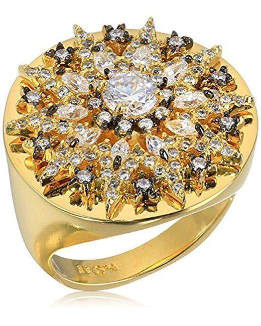 Noir Jewelry - Metallic Heavenly Ornaments Ring - Lyst