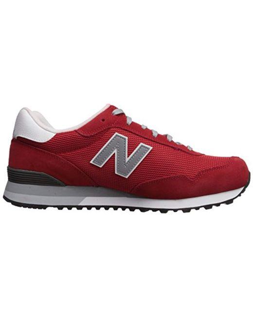 3786dc782858b ... New Balance - Red 515v1 Sneaker for Men - Lyst ...