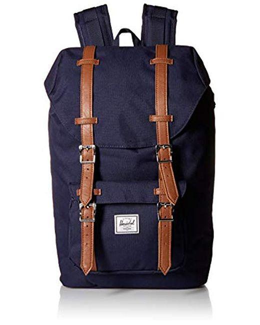 039451cd47 Lyst - Herschel Supply Co. Little America Mid-volume Backpack ...