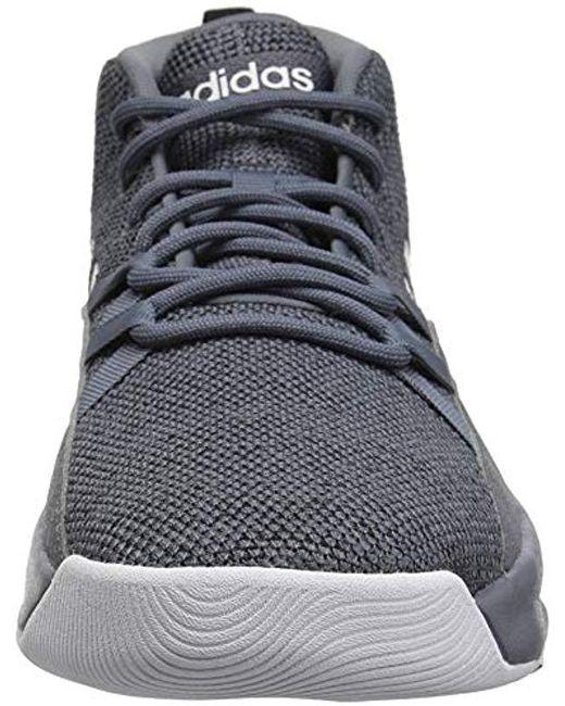 size 40 d5413 cd183 ... Adidas - Black Streetfire Basketball Shoe for Men - Lyst ...