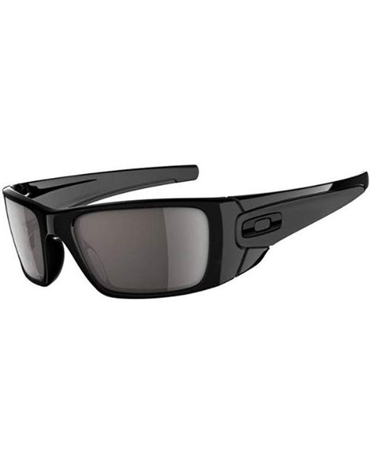 ef42c50c4b0 Lyst - Oakley Oo9096 Fuel Cell Sunglasses in Black for Men