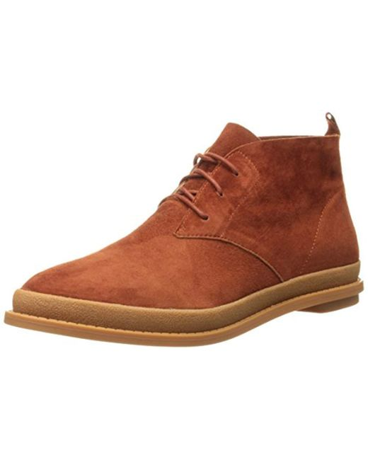 French Connection - Brown Patsie Chukka Boot - Lyst
