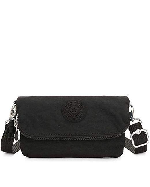 Kipling Black Ibri 3-in-1 Convertible Crossbody Bag