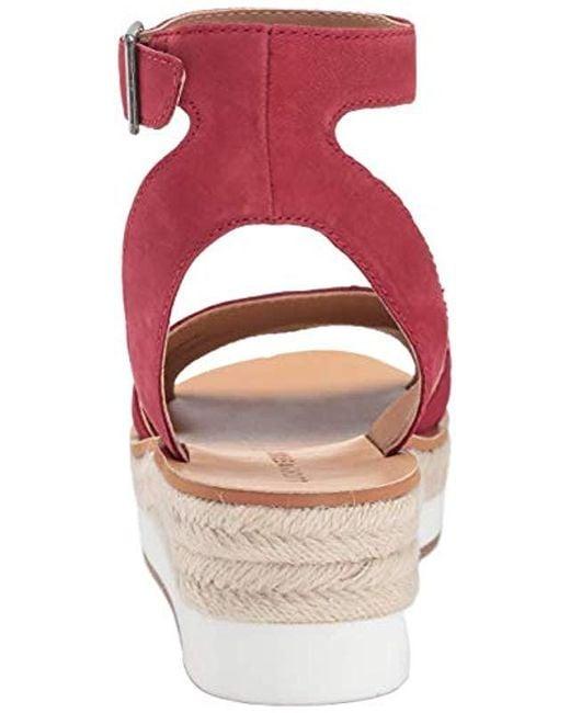 69a7aa91b4e Lyst - Lucky Brand Joodith Espadrille Wedge Sandal