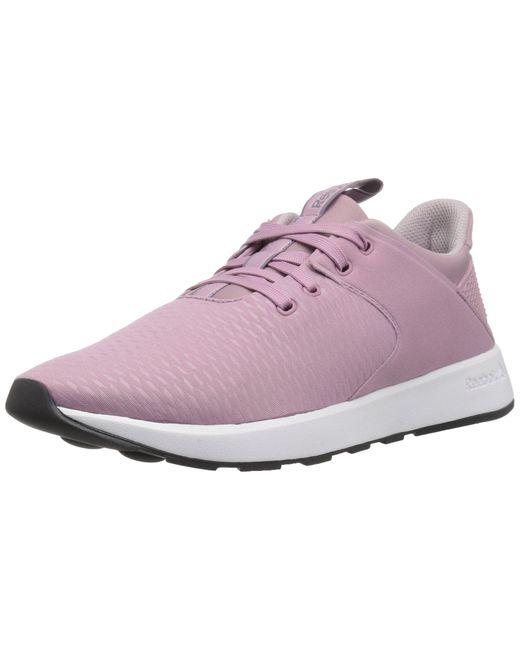 Reebok Purple Ever Road Dmx Walking Shoe