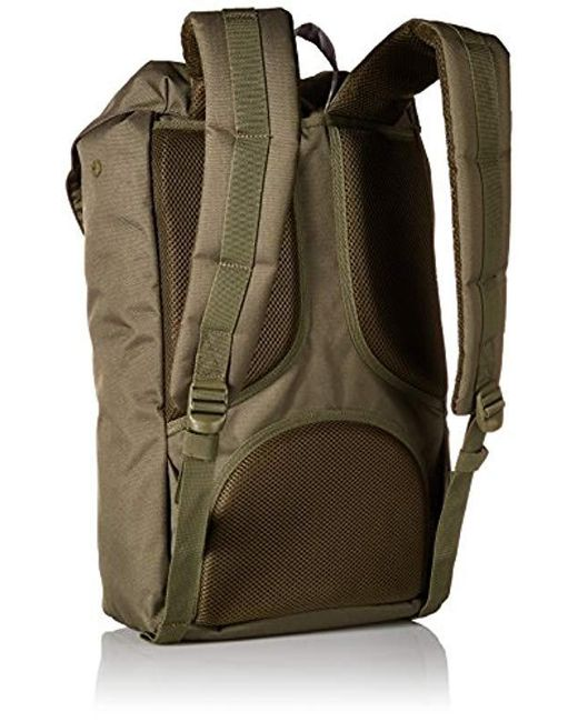 e6452a35c11 ... Herschel Supply Co. - Green Little America Backpack for Men - Lyst ...