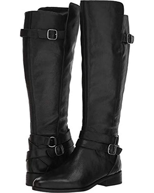 Lucky Brand - Black Paxtreen Wide Calf - Lyst