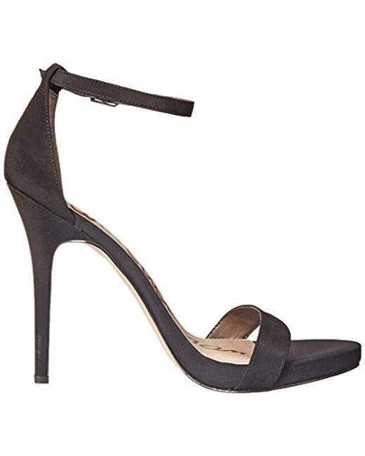 630572d78fa Women's Black Eleanor Dress Sandal
