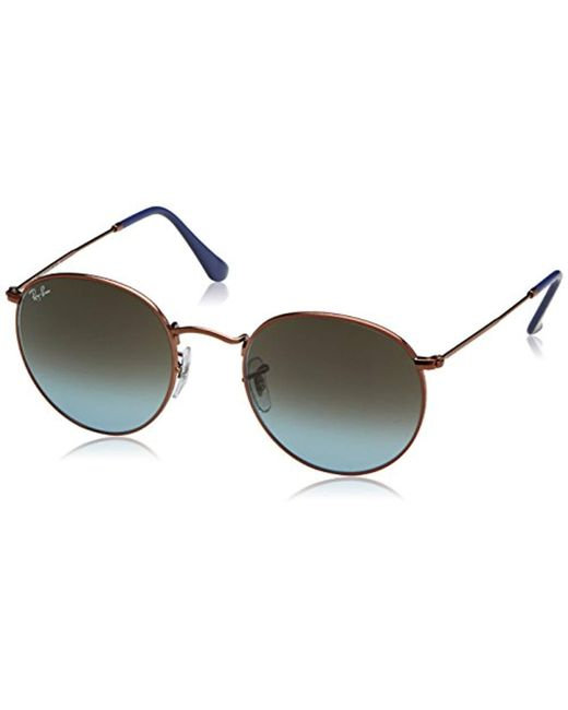 d3f376884b Ray-Ban - Multicolor 0rb3447 Polarized Round for Men - Lyst ...