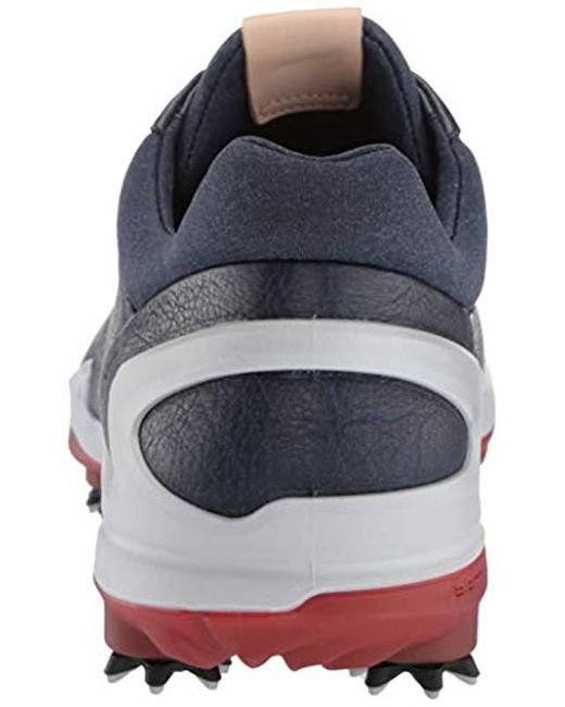 31beed95d5e9e ... Ecco - Blue Biom G3 Gore-tex Golf Shoe for Men - Lyst ...