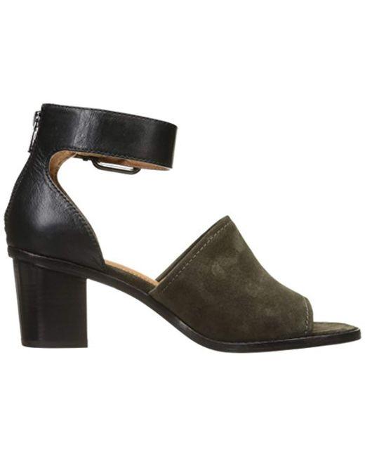 b1290e7592e09a ... Frye - Multicolor Brielle Ankle Strap Platform Sandal - Lyst ...