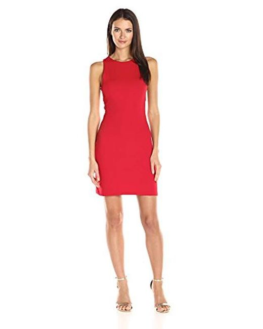 Susana Monaco - Red Mica Dress - Lyst