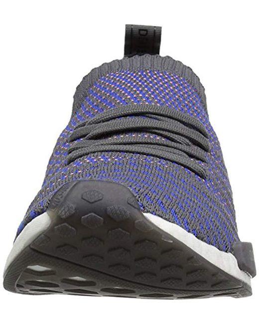 outlet store 4167e 2c89c Men's Blue Nmd_r1 Stlt Pk Running Shoe