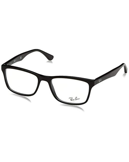 afc2ed2a8f17f Ray-Ban - Black Ray Ban Rx5279 Eyeglasses for Men - Lyst ...