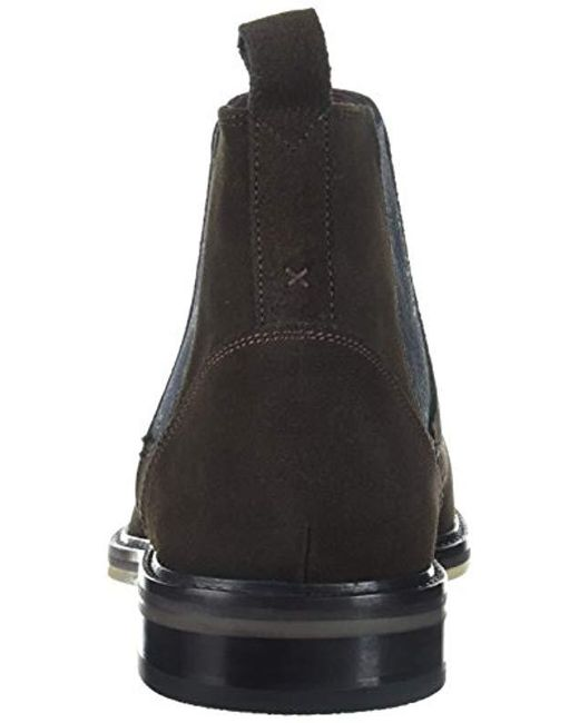 588e1c1b789 Lyst - Ted Baker Zilpha Chelsea Boot in Black for Men - Save ...