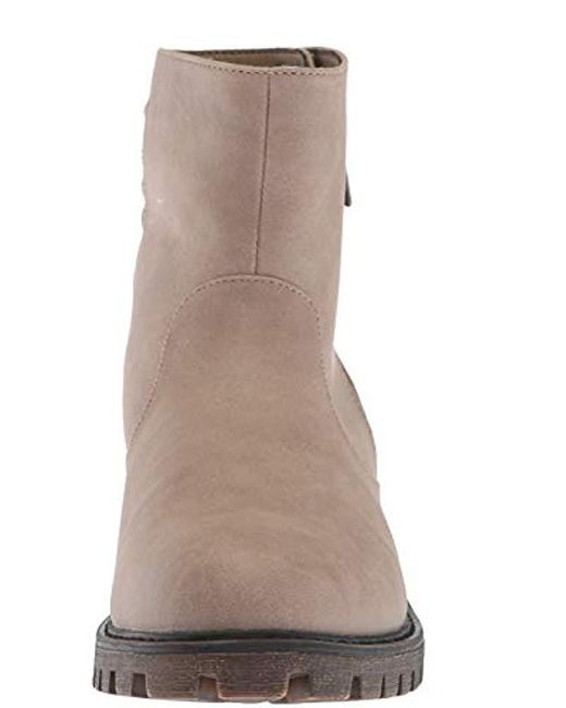 030d8c4df9bed Women's Brown Margo Motto Boot Fashion