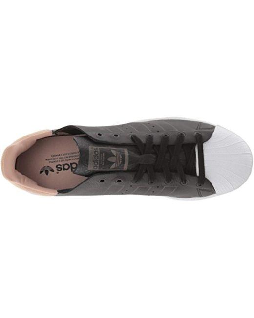 Women's Black Superstar Decon W Running Shoe