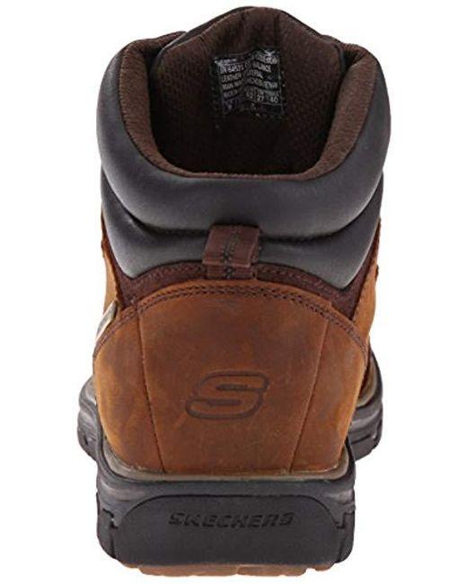 3560cf9b343 Brown Usa Segment Ander Waterproof Boot