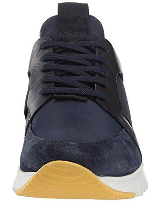 59ec28edc3055 Men's Blue Bailey Jogger Sneaker