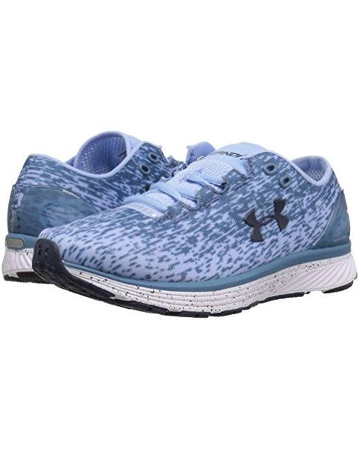 0d758e4c49895 Women's Blue Charged Bandit 3 Ombre Sneaker