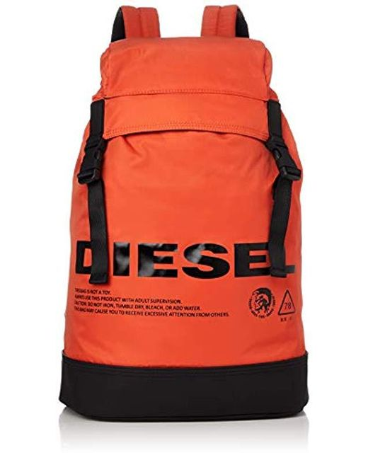 DIESEL Multicolor Susegana F-suse Back-backpack for men